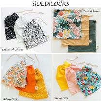 GOLDILOCKS*Produce Bags Set of 3*人気のエコバッグ 3枚SET