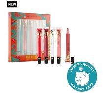 SEPHORA COLLECTION Wild Wishes Colorful Gloss Balm Set