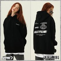[NASTYPALM] N LOGO COLLECTION HOODIE (BLACK)