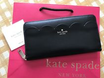即発★Kate Spade★Cameron Large Continental Wallet★黒色
