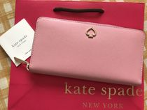 Kate Spade★Adel Large Continental Wallet★Bright Carnation