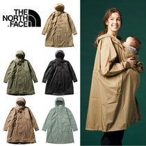 ◆THE NORTH FACE◆マタニティレインコート