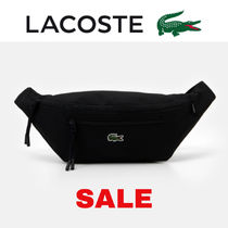 UK発★Lacoste ラコステ クロスボディバッグ