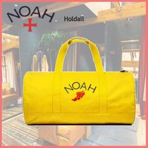 20AW◆コラボアイテム◆Noah x Barbour◆Holdall