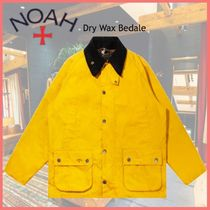 20AW◆コラボアイテム◆Noah x Barbour◆Dry Wax Bedale