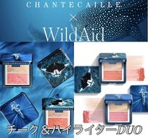 Chantecaille Radiance Chic Cheek & Highlighter Duo パレット