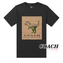 【COACH】ロゴREXY Tシャツ 送料・関税込み