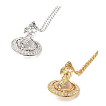 Vivienne Westwood ネックレス 63020113 PINA SMALL ORB PENDANT