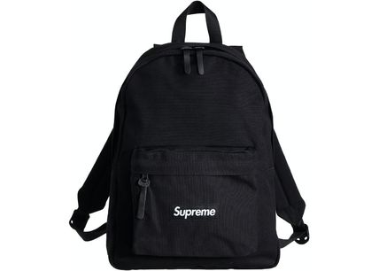 【20AW/FW】 SUPREME Canvas Backpack [追跡有り]