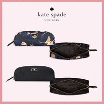 ★Kate spade★dawn pencil case★ナイロン★ペンケース