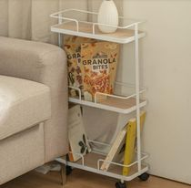 【DECO VIEW】Natural clearance storage trolley