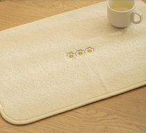 【DECO VIEW】Smile Flower Embroidery Release Plate