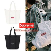 FW20 Supreme Canvas Tote - シュプリーム キャンバス トート