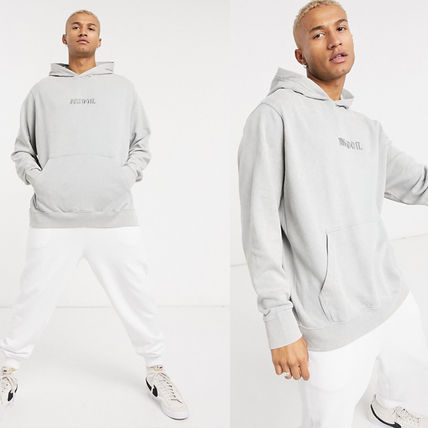 Nike Just Do It washed  フーディー