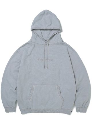 thisisneverthat パーカー・フーディ [thisisneverthat] L-Logo Hooded Sweatshirt Light Grey(5)