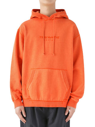 thisisneverthat パーカー・フーディ [thisisneverthat] L-Logo Hooded Sweatshirt Orange