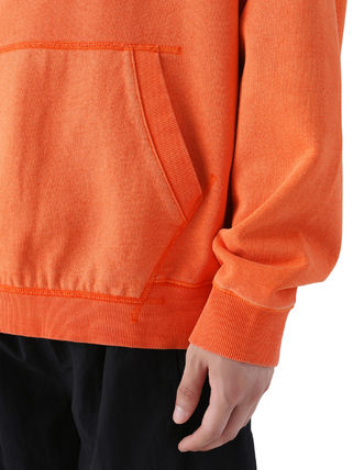 thisisneverthat パーカー・フーディ [thisisneverthat] L-Logo Hooded Sweatshirt Orange(3)