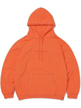thisisneverthat パーカー・フーディ [thisisneverthat] L-Logo Hooded Sweatshirt Orange(5)