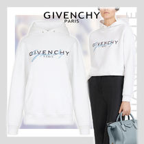 【20AW NEW】GIVENCHY_women/GIVENCHY刺繍入りフーディパーカー