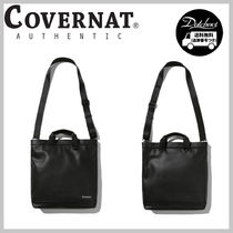 COVERNAT ECO LEATHER TOTE BAG YJ534 追跡付