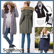 Seraphine/ *3in1 ウィンターマタニティコート 4色*☆関税送料込