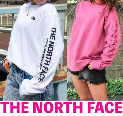 ◆THE NORTH FACE◆ L/S TESTED PROVEN TEE WOMAN'S