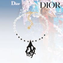 20AW【Dior】DIOR CORAIL チョーカー ガラスパール