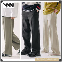 WV PROJECTのPave wide Slacks 全3色