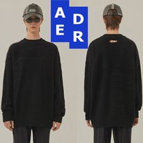 ★Adererror★Hesy knit BLACK