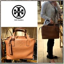 Tory Burch☆THEA SLOUCHY SATCHEL☆2WAYサッチェル☆送料込