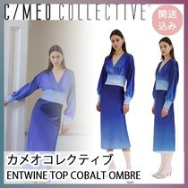 CAMEO COLLECTIVE(カメオコレクティブ) ブラウス・シャツ ★C/MEO COLLECTIVE★ルーズフィットトップス★関送込