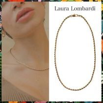 Laura Lombardi☆Rope Chain ロープチェーンネックレス 45.5