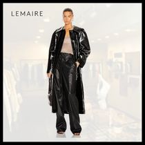 LEMAIRE(ルメール) コート 【関税/送料込】LEMAIRE トレンチ コート
