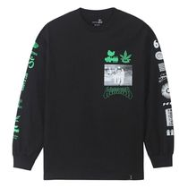 ★UNISEX★[HUF x WOODSTOCK]LOADED LONG SLEEVE T-SHIRT