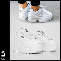 ★追跡&関税込【FILA】Disruptor II Wedge