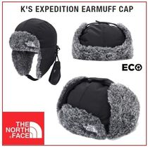 [THE NORTH FACE] K'S EXPEDITION EARMUFF CAP★マスク付き★