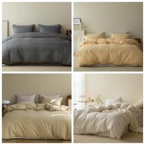 【maatila】Stay Premium Quilt Cover +Pillowcase- SS