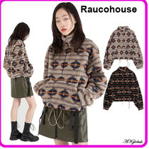 [RAUCOHOUSE] ANORAK PULL OVER (2color)
