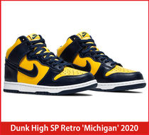 【セール/送料・関税込み】Dunk High SP Retro 'Michigan' 2020