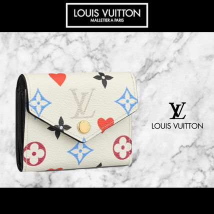 Louis Vuitton 折りたたみ財布 争奪戦☆レア★LV★GAME ON★ポルトフォイユ・ヴィクトリーヌ★