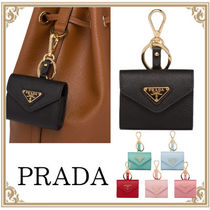 PRADA☆ Saffiano Leather AirPods Pro Case レディース 6カラー