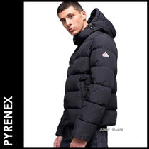 ★追跡付&関税込【PYRENEX】Men's Spoutnic Mat DOWN JACKET