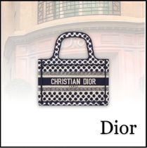 【Dior】★日本限定☆Dior Dotsモチーフ*BOOK TOTE*ミニバッグ★