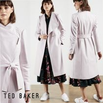 【TED BAKER】ROSE ウール コート ピンク