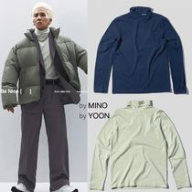 ★PLAC X MINO YOON★Be Nice Turtle Neck 2色