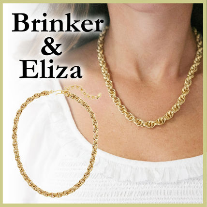 :: Brinker & Eliza :: CHAIN REACTION NECKLACE