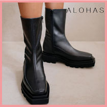 ☆送料関税込☆ALOHAS Block Total Boots
