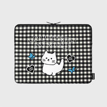 【earpearp】韓国発★Awesome cat Notebook ポーチ 13inch