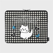 【earpearp】韓国発★Awesome cat Notebook ポーチ 15inch