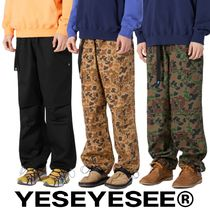 【YESEYESEE】20fw Jungle Pants 3色